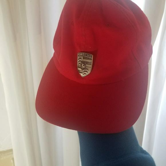 337cc89ff10 Red porsche dad hat. M 5a5cda08d39ca230f2a8e135. Other Accessories ...